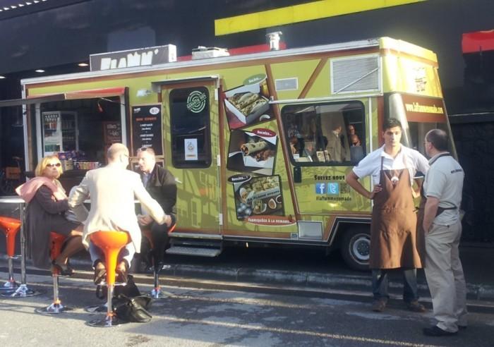 Food Truck Rhone Alpes