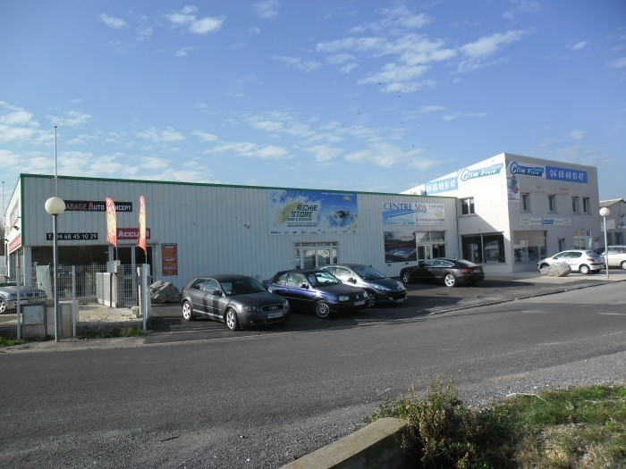 Location Local Commercial Perpignan Centre Ville