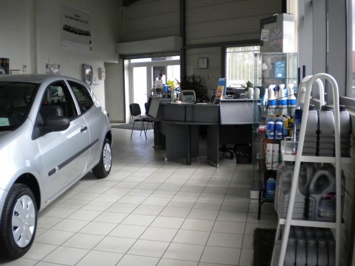 Garage automobile agence renault li vin 62 pas de calais - Garage d entretien automobile ...
