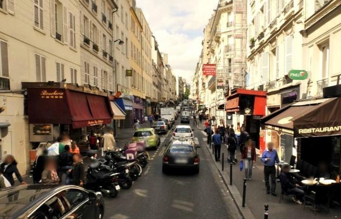 Commerce vendre paris 9 me rue des martyrs paris for Miroir rue des martyrs